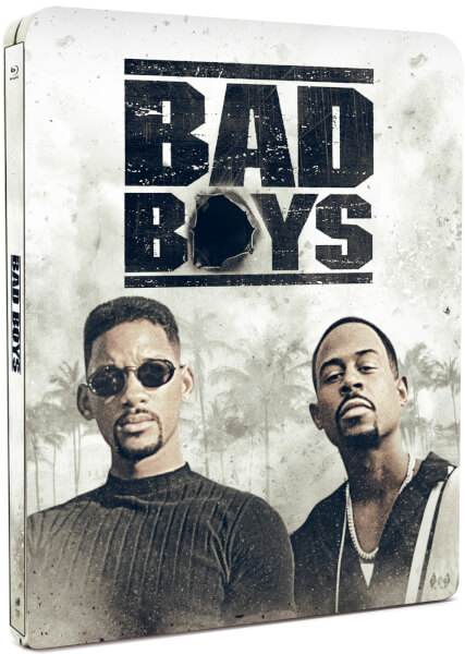 Bad Boys 4K Remastered - Zavvi Exclusive Limited Edition Steelbook