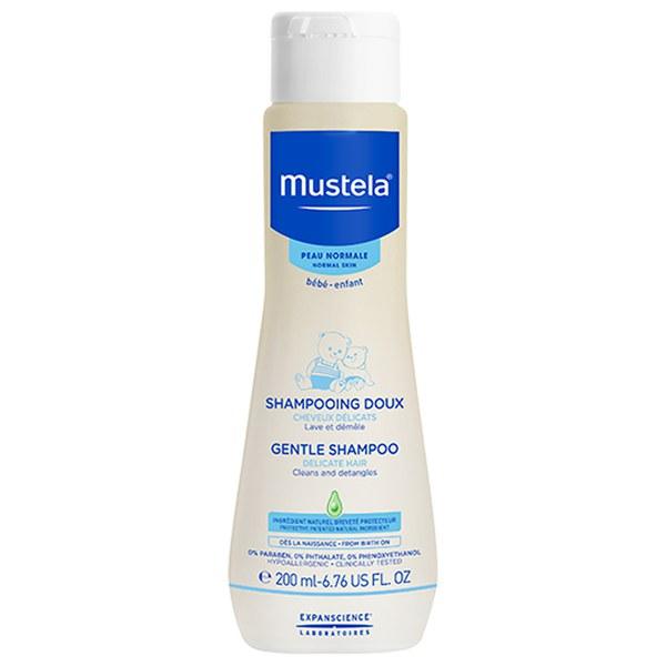 Mustela Gentle Shampoo 6.76 oz.