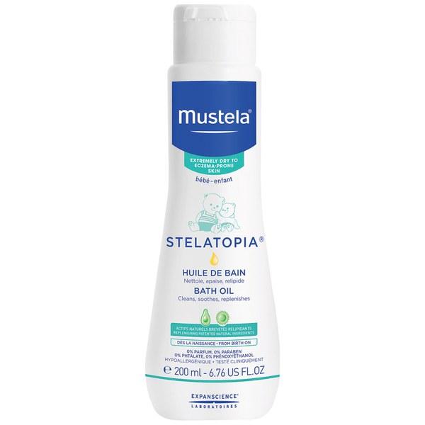 Mustela Bath Oil for Dry Skin 10.1 oz.
