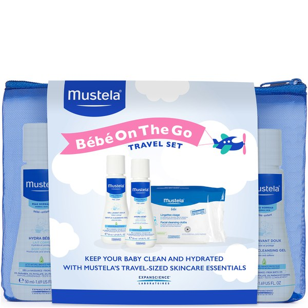Mustela Bébé On the Go Travel Set