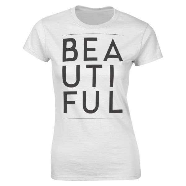 Beautiful Women's T-Shirt - White