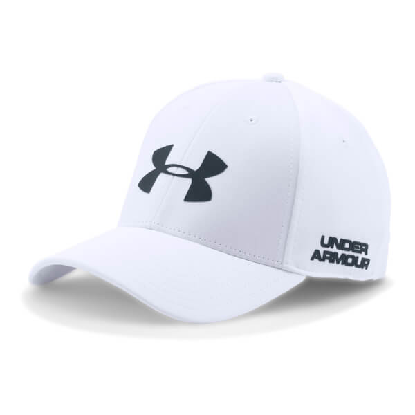 Under Armour Men's Golf Headline Cap - White