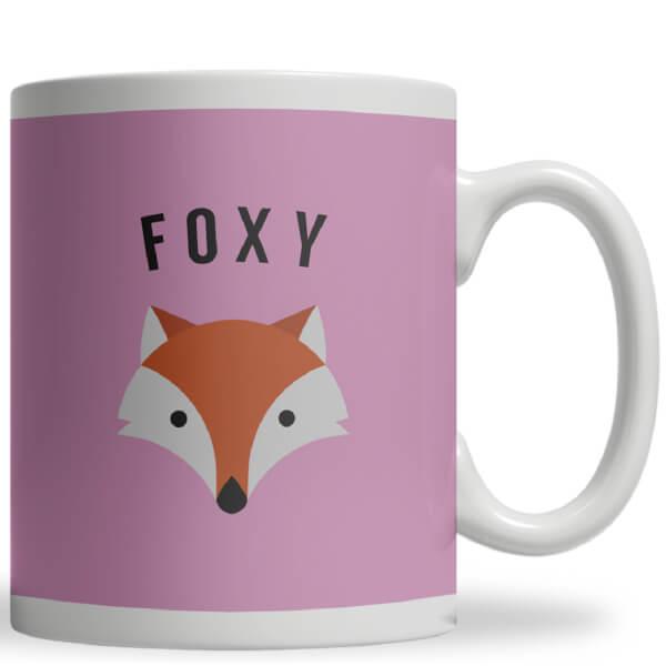 Tasse Renard Foxy