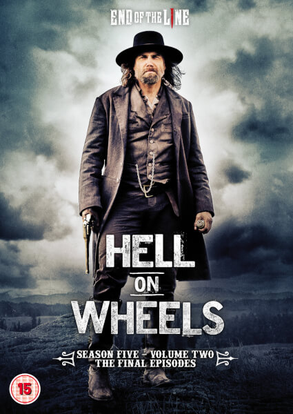 Hell On Wheels: Season 5 - Volume 2