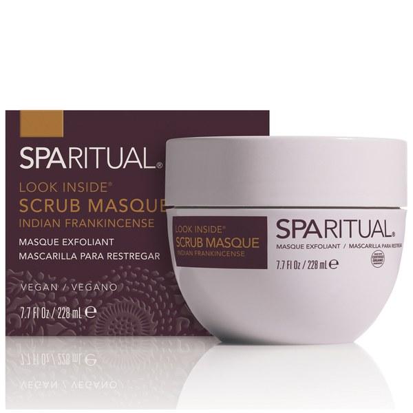 SpaRitual Look Inside Scrub Masque 228ml