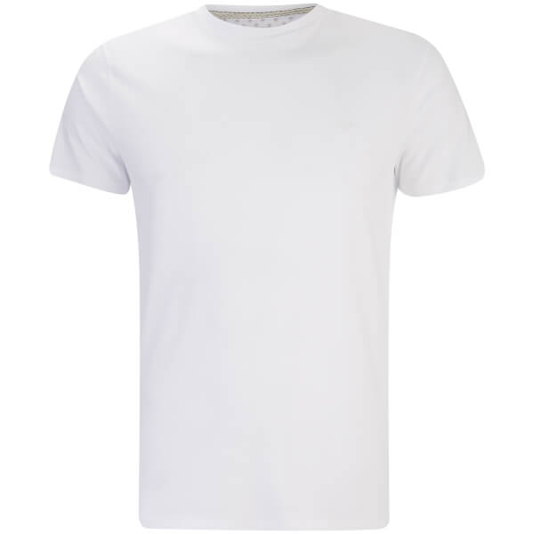 Threadbare Men's William Crew Neck T-Shirt - White
