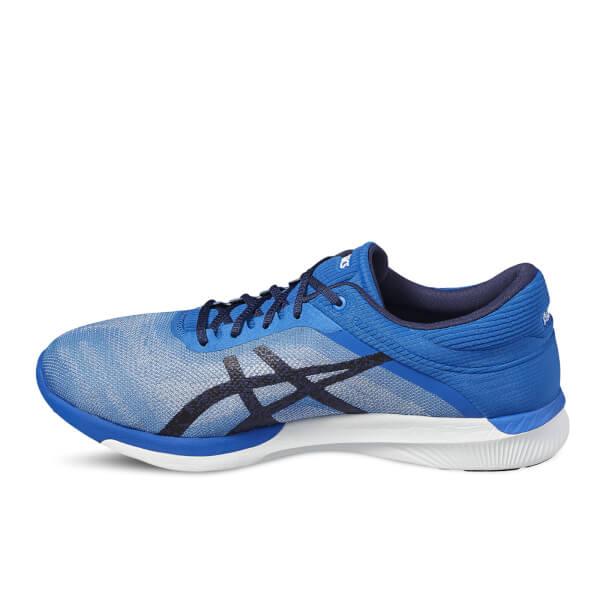 Asics Men's Running FuzeX Rush Running Shoes  Electric Blue: Image 5