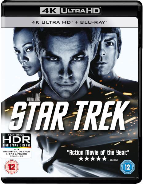 Star Trek (2009) - 4K Ultra HD
