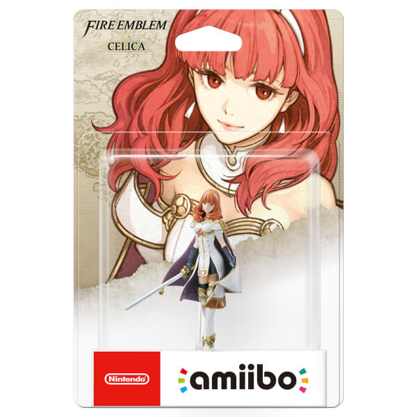 Celica (Fire Emblem Collection) amiibo