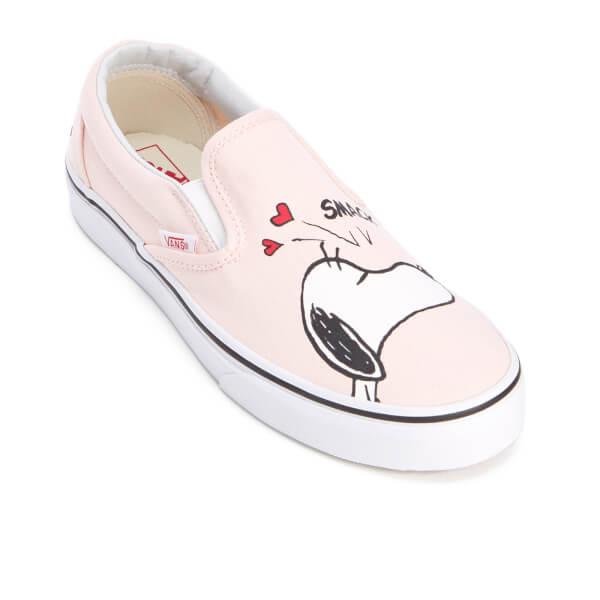 Furgonetas X Se Cacahuetes Huelen Las Mujeres Clásico Zapatos Sin Cordones MWpav