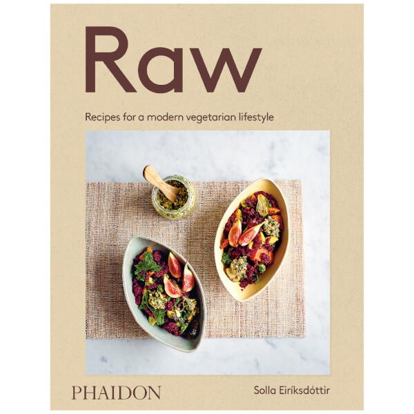Phaidon Books: RAW: Recipes for a Modern Vegetarian Lifestyle
