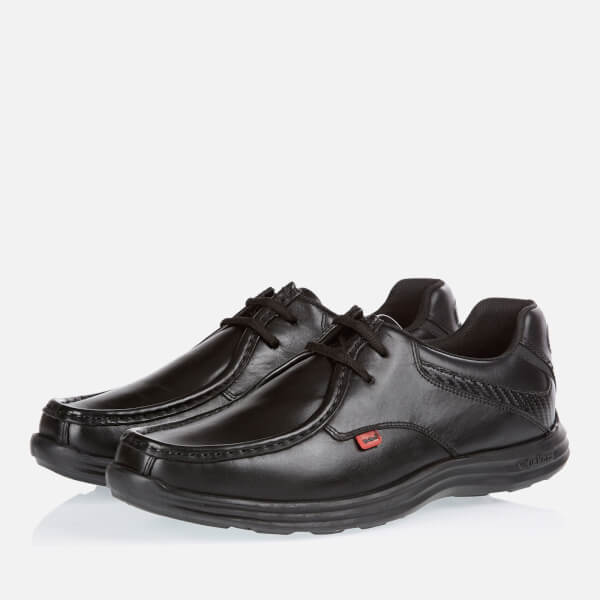 Kickers Men's Reasan Lace Up Shoes - Black