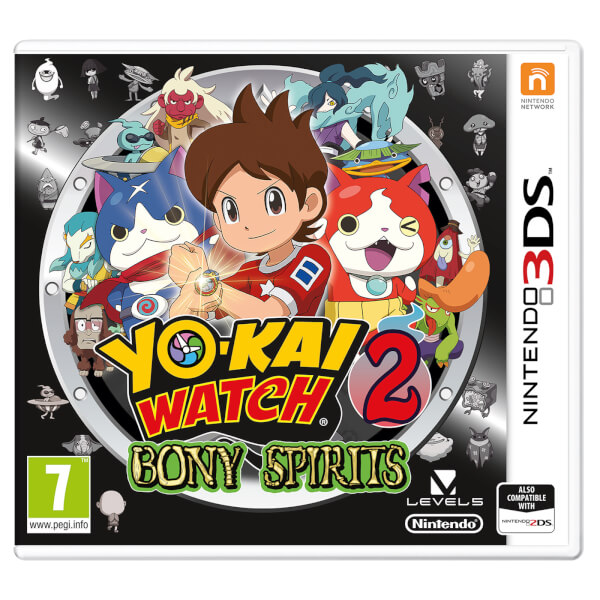 YO-KAI WATCH 2: Bony Spirits - Digital Download