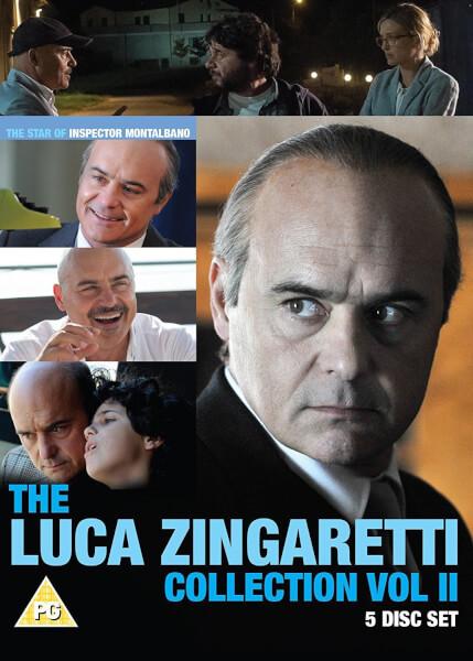 Luca Zingaretti Box II