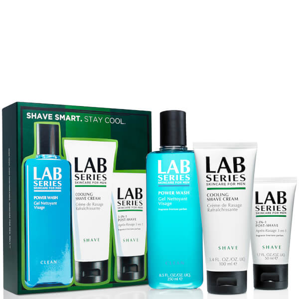 Lab Series Skincare for Men Shave Smart Stay Cool Set