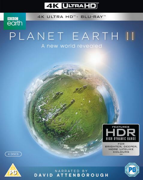 Planet Earth II - 4K Ultra HD Edition voor €21,65