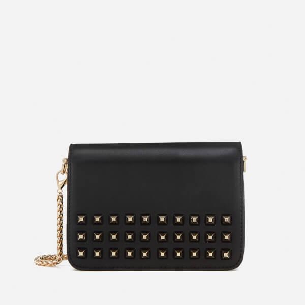 Dune Women's Sancy Micro Shoulder Bag - Black