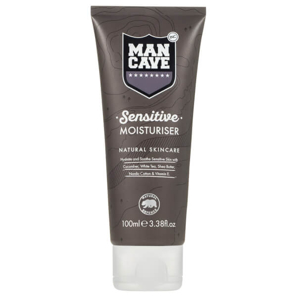 ManCave Sensitive Moisturiser 100ml