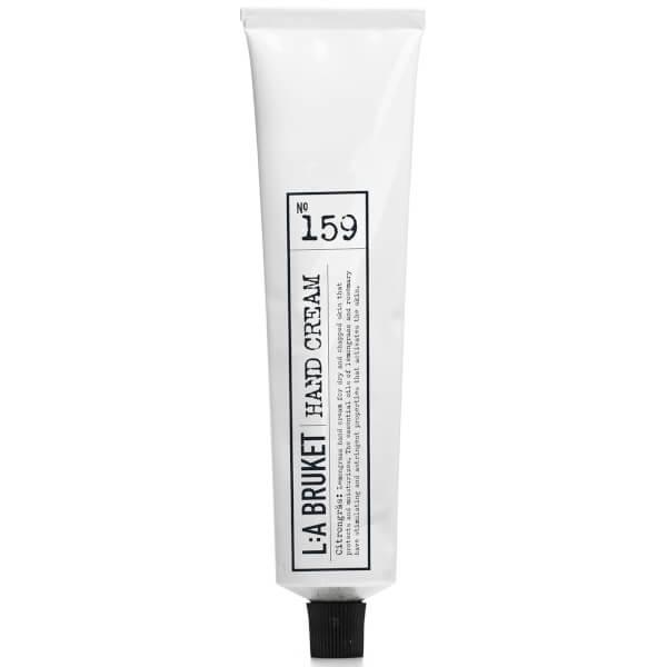 L:A BRUKET Hand Cream 70ml - Lemongrass