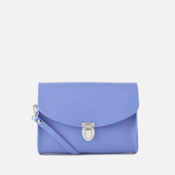 The Cambridge Satchel Company Women's Push Lock Shoulder Bag - Dutch Blue