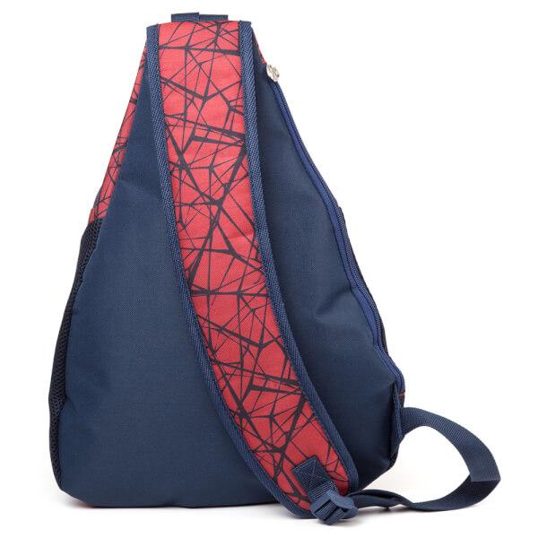 Spiderman Ultimate Spiderman Sling Backpack Mens