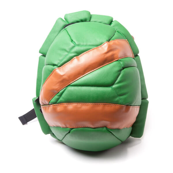 Teenage Mutant Ninja Turtles Shell Mini Backpack with Single Strap