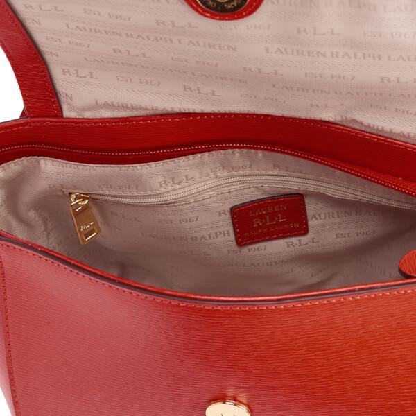 e63564b20d38 Ralph Lauren Women s Barclay Cross Body Bag - Cayenne  Image 4