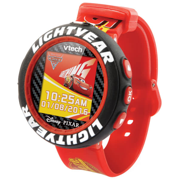 Vtech Disney Cars Lightning McQueen Camera Watch