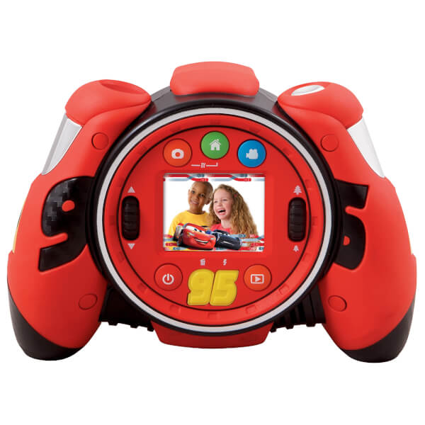 Appareil Photo Cars 3 Kidizoom Flash McQueen - Vtech
