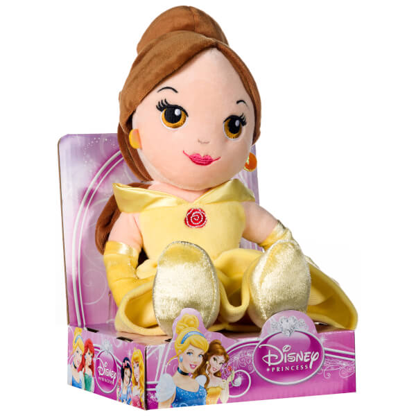Disney Princess Cute Belle Plush Doll 10 Quot Iwoot