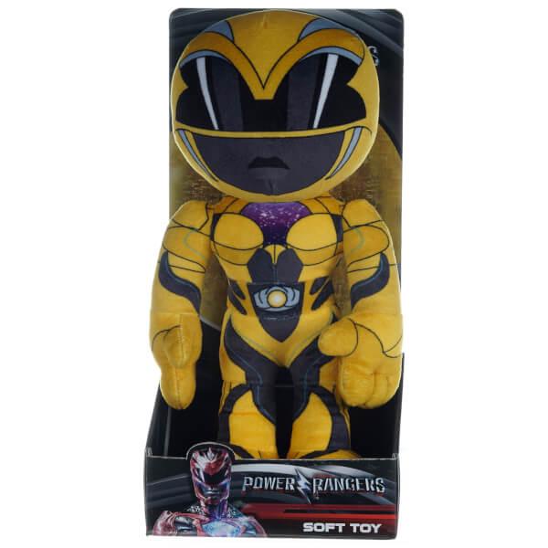 Power Rangers Large Plush Toy - Yellow