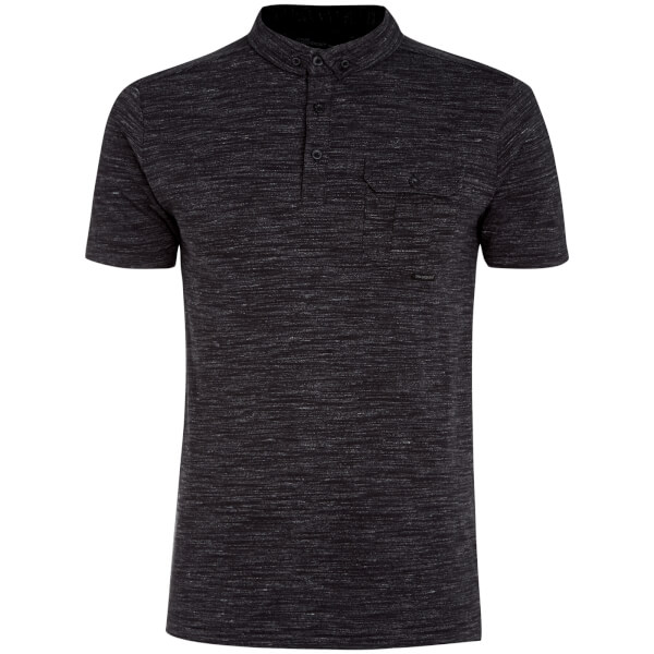 Polo Homme Dulwich Dissident - Noir
