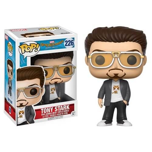 Figurine Funko Pop! Spider-Man Tony Stark