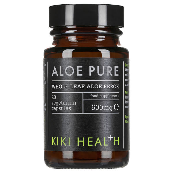 KIKI Health Aloe Pure Tablets (20 Capsules)