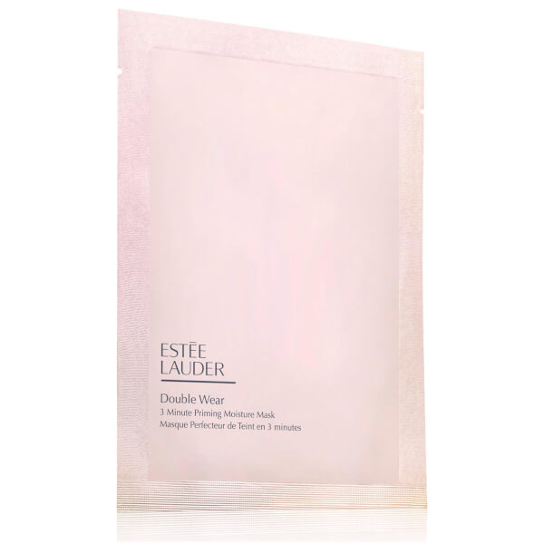 Estée Lauder Double Wear 3 Minute Priming Moisture Mask (8 Pack)