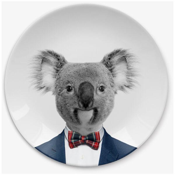 Wild Dining Kyle Koala Side Plate