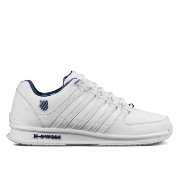 K-Swiss Men's Rinzler SP Trainers - White/Ensign Blue/Camo