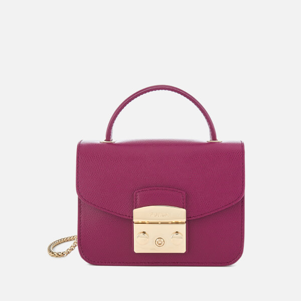 Furla Women's Metropolis Mini Top Handle Bag - Pink