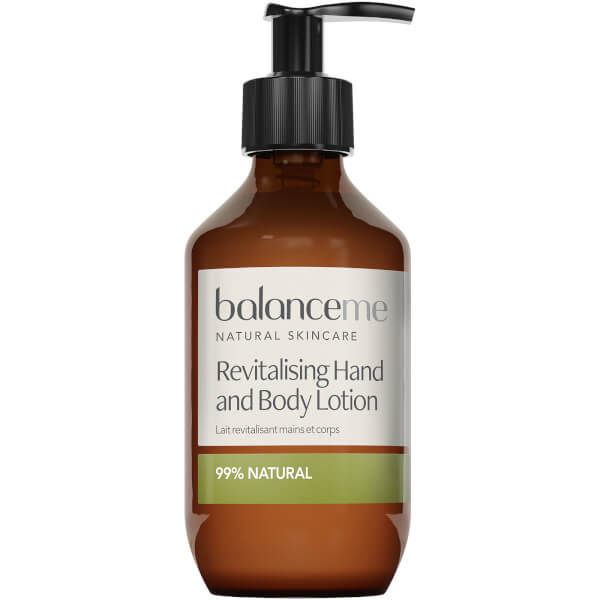 Balance Me Revitalising Hand and Body Lotion 280ml