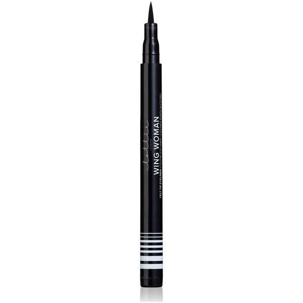 Lottie London Precision Felt Eyeliner - Black 9g