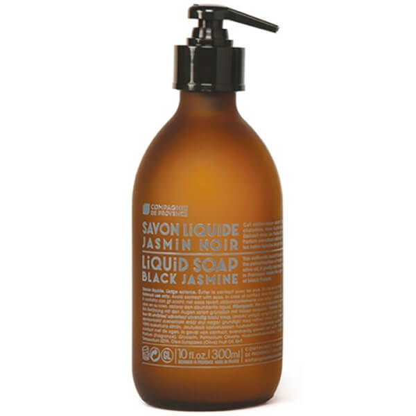Compagnie de Provence Liquid Marseille Soap 300ml - Black Jasmine