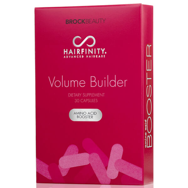 HAIRFINITY Volume Builder Amino Acid Booster (30 Capsules)