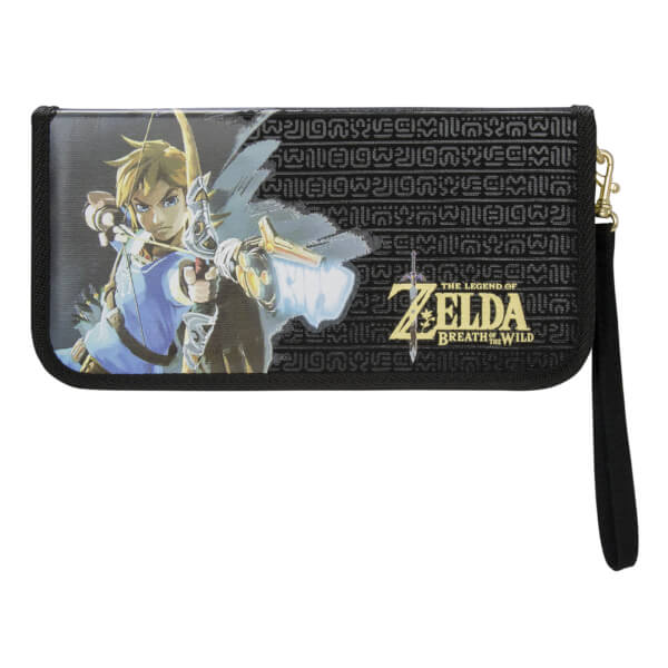 Nintendo Switch Hard Pouch - The Legend of Zelda: Breath of the Wild