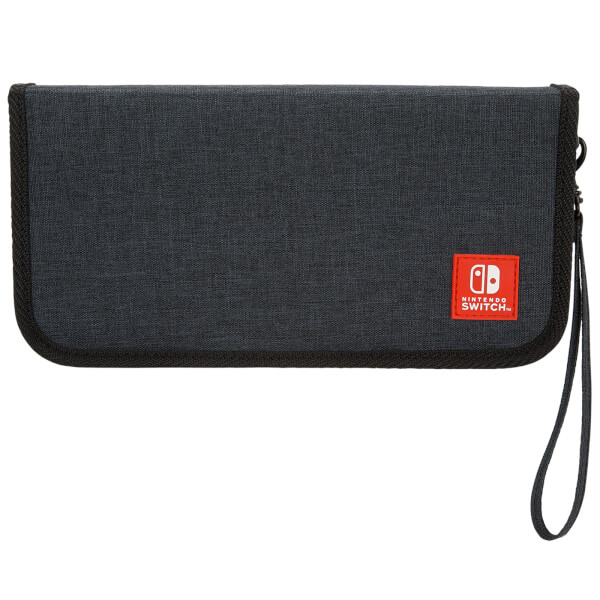 Nintendo Switch Hard Pouch (Grey)
