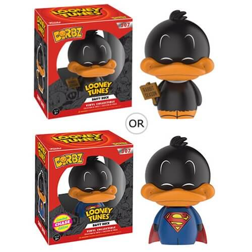 Looney Tunes Daffy Duck Wabbit Season Dorbz Vinyl Figure