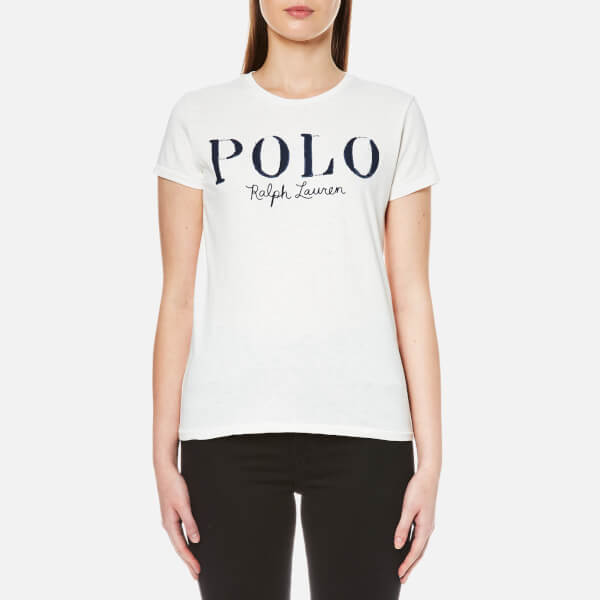 Polo Ralph Lauren Women's Polo Logo T-Shirt - Nevis