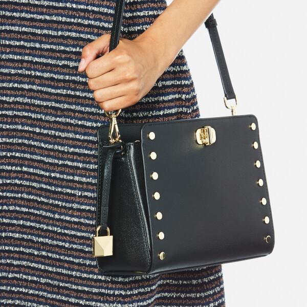 64a6cf5ee826 MICHAEL MICHAEL KORS Women's Sylvie Medium Messenger Bag - Black: Image 3