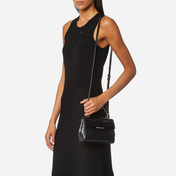 82ab2bf4ce3a28 MICHAEL MICHAEL KORS Women's Ava Extra Small Cross Body Bag - Black: Image 2