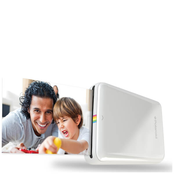 Imprimante Portable Polaroid Zip Bluetooth Instant -Blanc