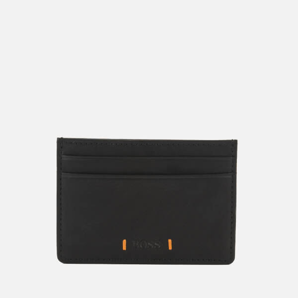 BOSS Orange Men's City S Card Holder - Black